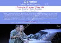 Carmen - Opéra en 4 actes