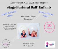 Stage Postural Ball Enfants