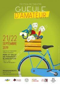 Festival de théâtre Gueule d'amateur 2019