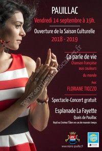 Concert de Floriane Tiozzo