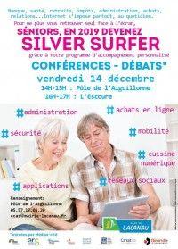 Conférences / Débats : Silver Surfer