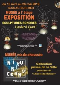 Exposition Sculptures sonores