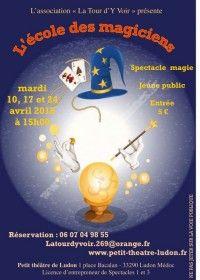 A l'école des magiciens