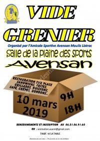 VIDE GRENIER DE L'AS-AML