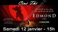 Ciné Thé : Edmond