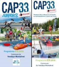 CAP 33 / CAP 33 Junior Vendays-Montalivet 2019