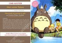 Ciné-Goûter : Mon Voisin Totoro
