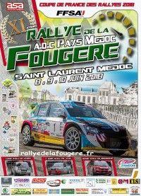 Rallye National de la Fougère 2018 - AOC Pays Médoc