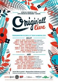 Origin'all Live 2018