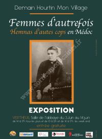 Exposition Femmes d'autrefois