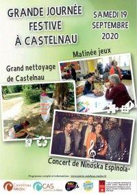 Grande journée festive à Castelnau !