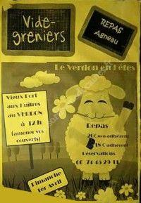 Vide-Grenier & Repas Agneau