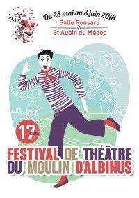 Festival de Théâtre du Moulin d'Albinus