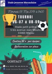Tournoi U6-U7 & U8-U9