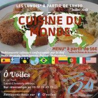 Soirée Asiatique - Cuisine du monde