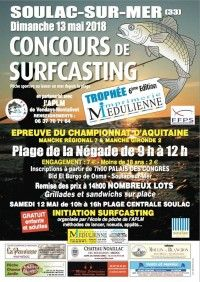 Concours de Surfcasting