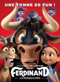 Ciné - goûter de la chandeleur : Ferdinand