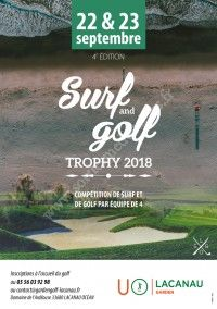 Surf & Golf Trophy 2018