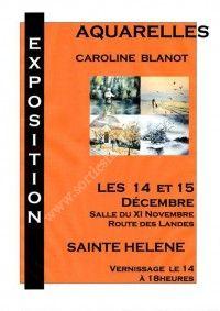 Exposition de Caroline Blanot