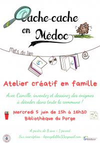 Atelier Créatif en Famille