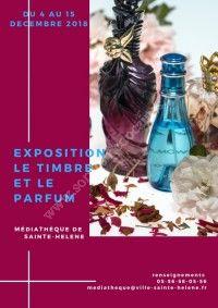 Exposition Le Timbre et le Parfum