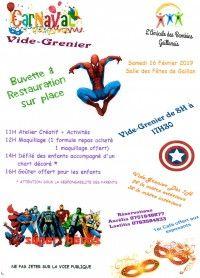 Carnaval & Vide-Grenier