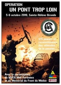 OP WW2 Airsoft : Un Pont trop loin