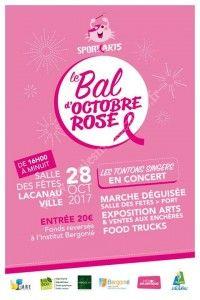 Le Bal D'Octobre Rose
