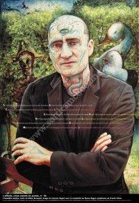Exposition : L'affiche, revue murale de poésie