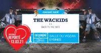 The Wackids en concert