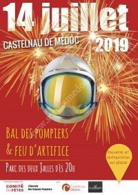 Bal des Sapeurs-pompiers 2019