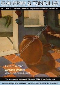 Exposition de Gérard Aimar