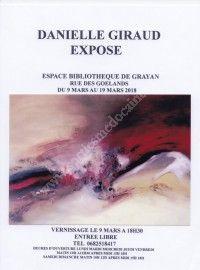 Danielle Giraud expose