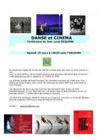 Conférence Danse & Cinéma