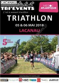 Lacanau Tri'Events Médoc Atlantique 2018