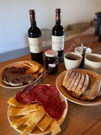 Visite et Panier Gourmand au Château de la Croix