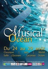 Festival Musical'Océan 2018