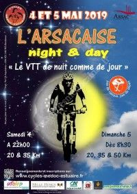 L'Arsacaise Night & Day 2019