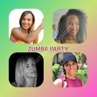 Zumba Party Années 80