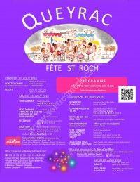 Fête communale de la St Roch 2018