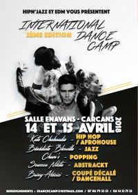 International Dance Camp 2018