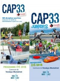 CAP 33 / CAP 33 Junior Vendays-Montalivet 2018