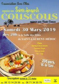 Soirée Dansante / Couscous
