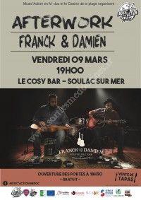 Afterwork : Franck & Damien
