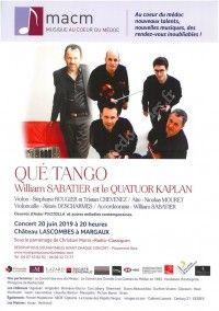 Concert Que Tango!