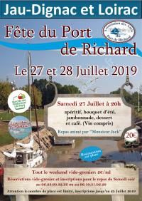 La Fête du Port de Richard 2019