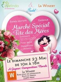 Marché spécial Fêtes des Mères