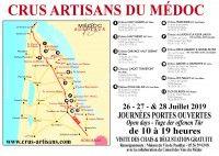 Journées Portes Ouvertes Crus Artisans du Médoc 2019