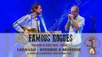 Apéro-concert de Famous Rogues