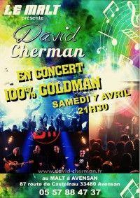 Concert David CHERMAN